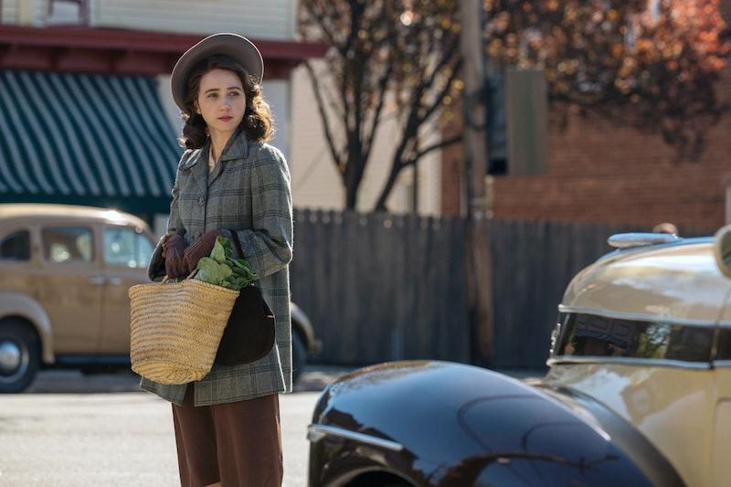 """Zoe Kazan as Elizabeth """"Bess"""" Levin in HBO's 'The Plot Against America'"""