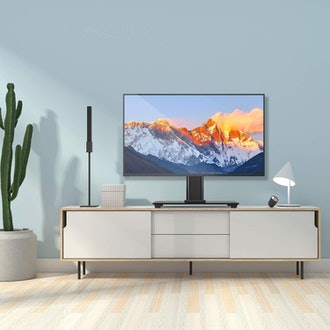 PERLESMITH Universal Tabletop TV Stand