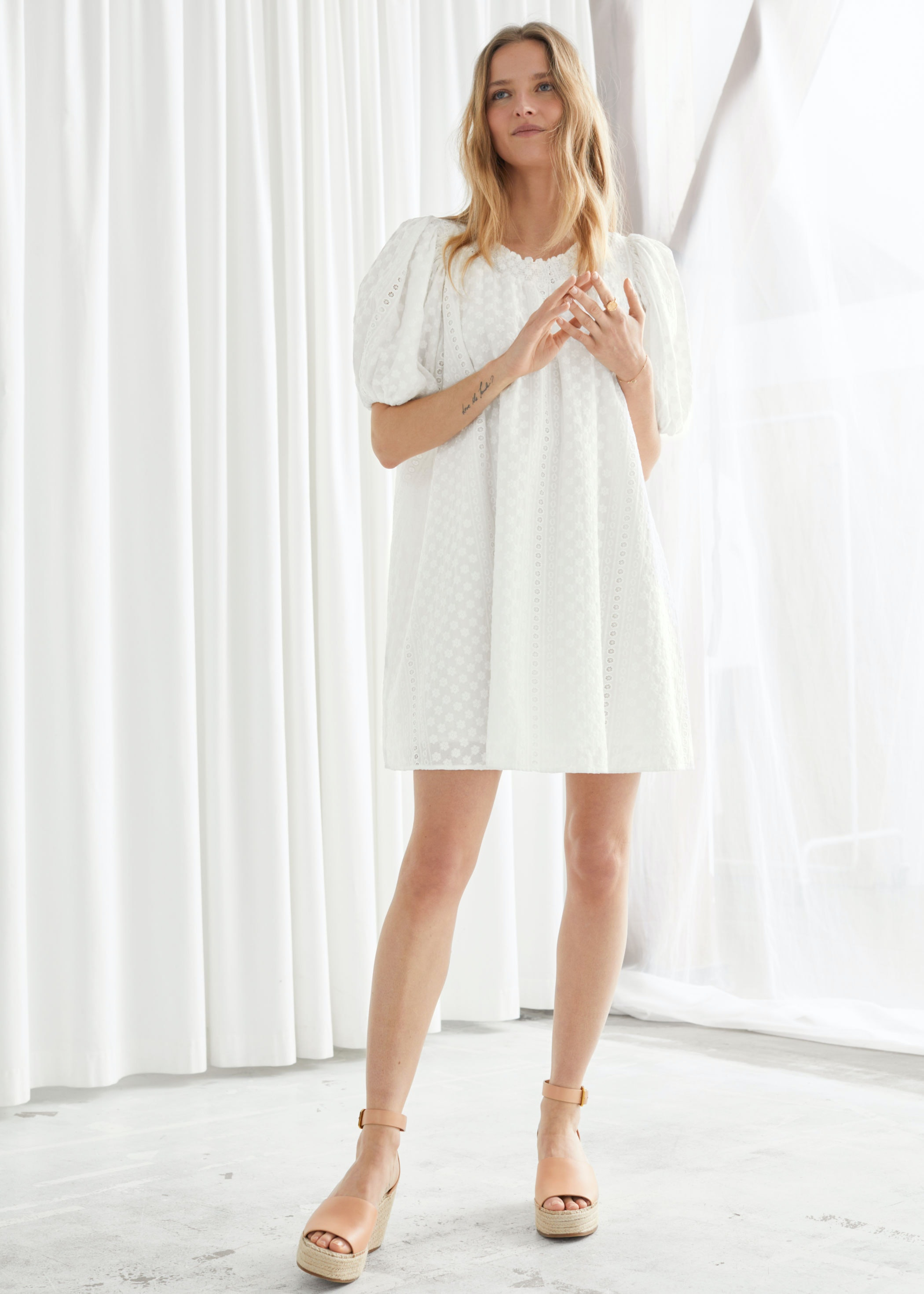 Other Stories Sustainable Summer Collection Has The Romantic Dresses You Ll Want To Live In All Season