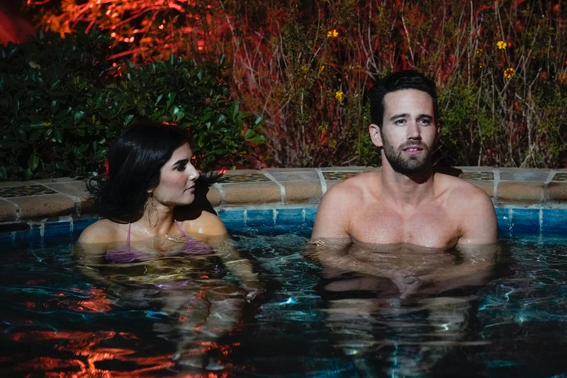 Trevor Holmes addresses cheating allegations on Bachelor: Listen To Your Heart.