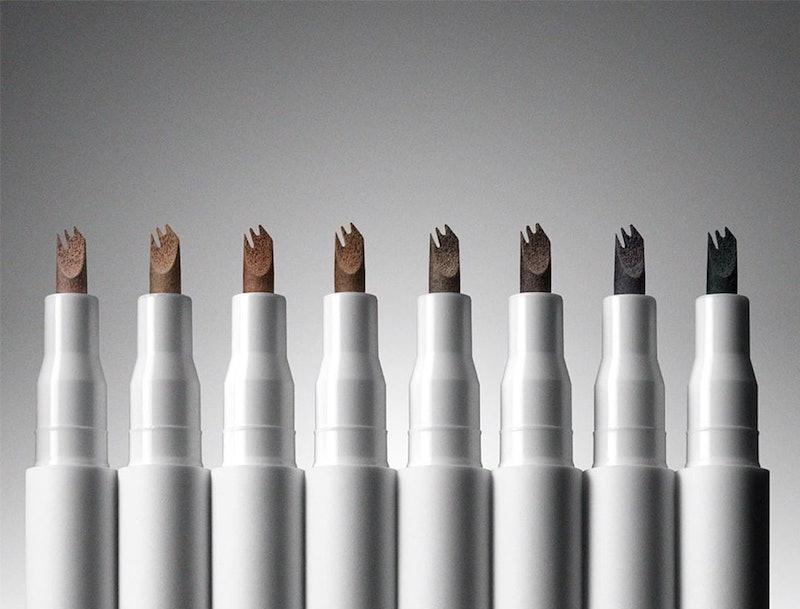 Milk Makeup's KUSH range just got a Triple Brow Pen