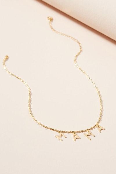 Cloverpost Mama Necklace