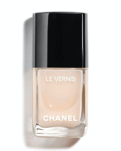 Le Vernis Longwear Nail Color in Blanc White