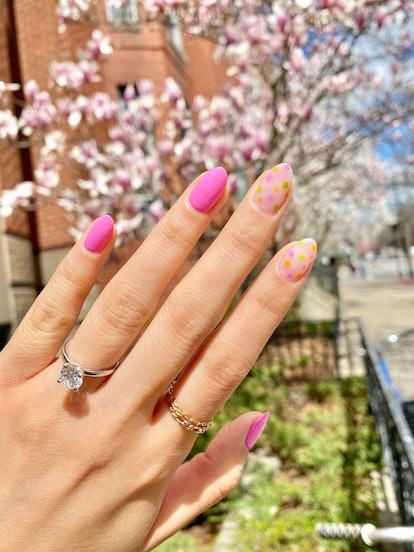 3 nail art tricks for spring.