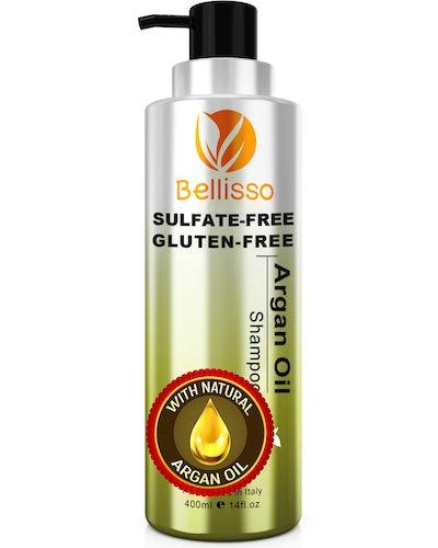Bellisso Argan Oil Sulfate-Free Shampoo (14 Ounces)