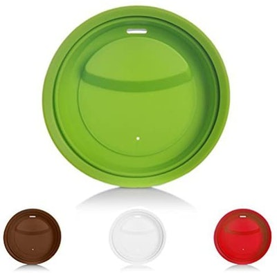 4 Pack Silicone Cup Lids