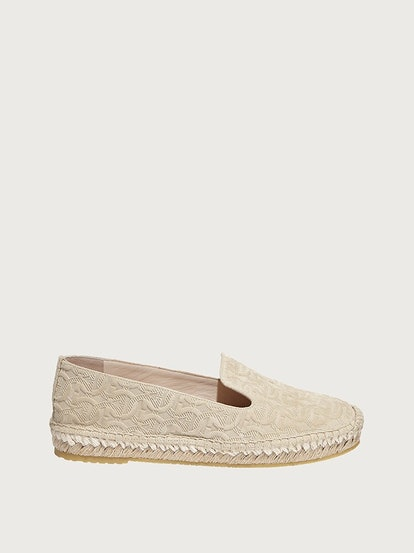 ESPADRILLES IN SUSTAINABLE LEATHER