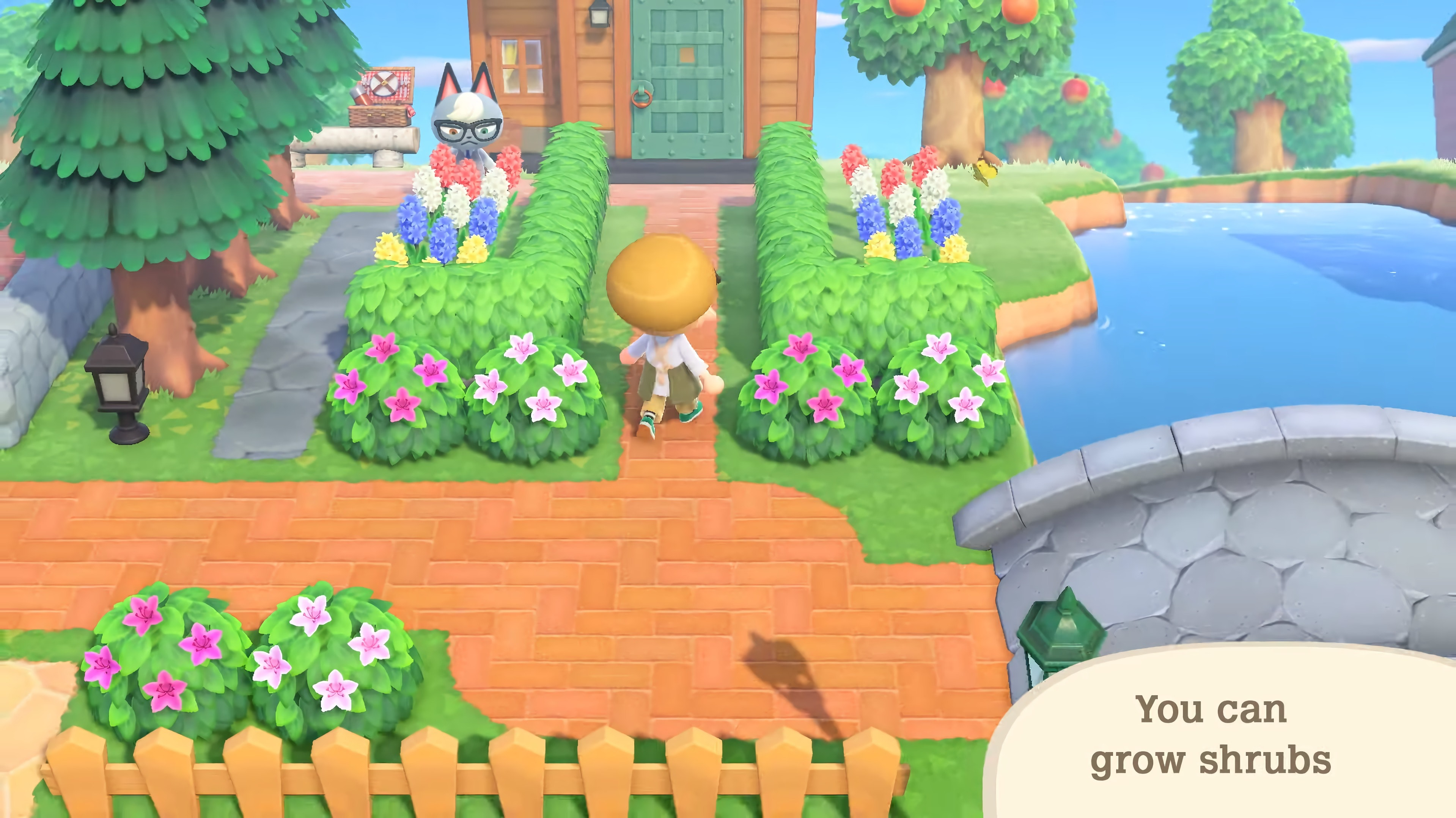 Animal Crossing New Horizons Is About To Get A New Garden Shop