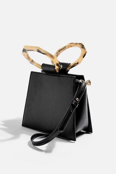 Topshop Harper Hexagon Handle Grab Bag