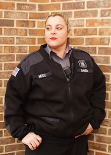 Cary Johnson is a corrections officer at the G. Robert Cotton Correctional Facility in Jackson, Mich...