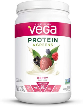 Vega Protein & Greens Berry Plant-Based Protein Powder