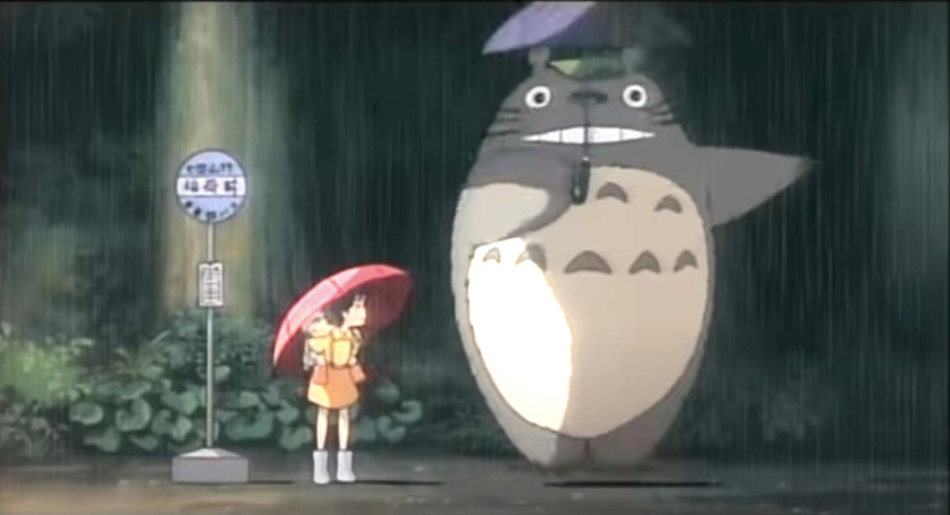 Free Anime Zoom Backgrounds By The Studio Behind My Neighbor Totoro