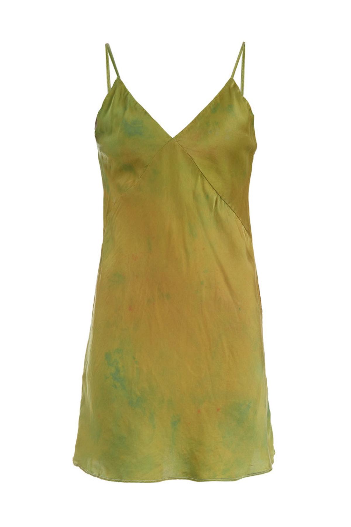 Tunic Slip In Dress