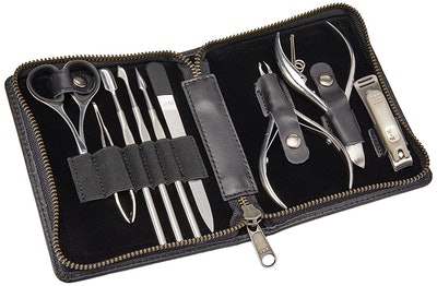 TakumiNoWaza Craftsman Luxury 9-Piece Grooming Kit