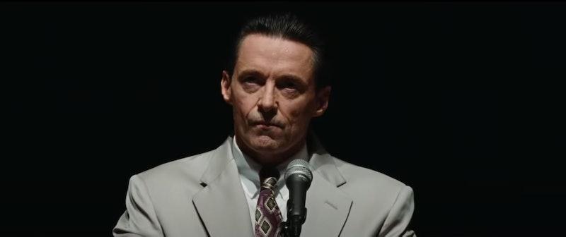 Hugh Jackman as Dr. Frank Tassone in 'Bad Education.' Photo via HBO