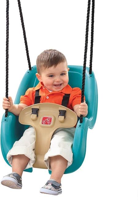 Step2 Infant To Toddler Swing Set