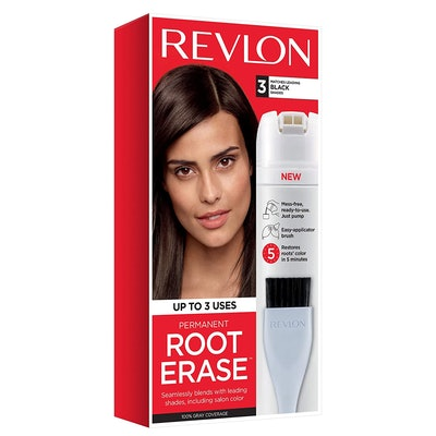 Revlon Root Erase Permanent Hair Color (Up To 3 Uses)