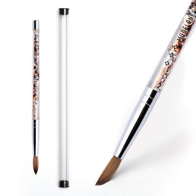 Modelones Acrylic Nail Brush (Size 8)