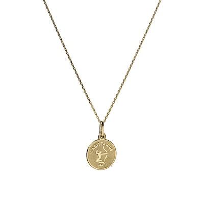 Suetables Vanessa Coin Zodiac Charms