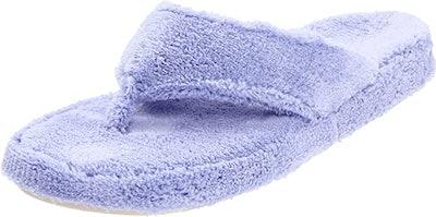 Acorn Spa Thong with Premium Memory Foam