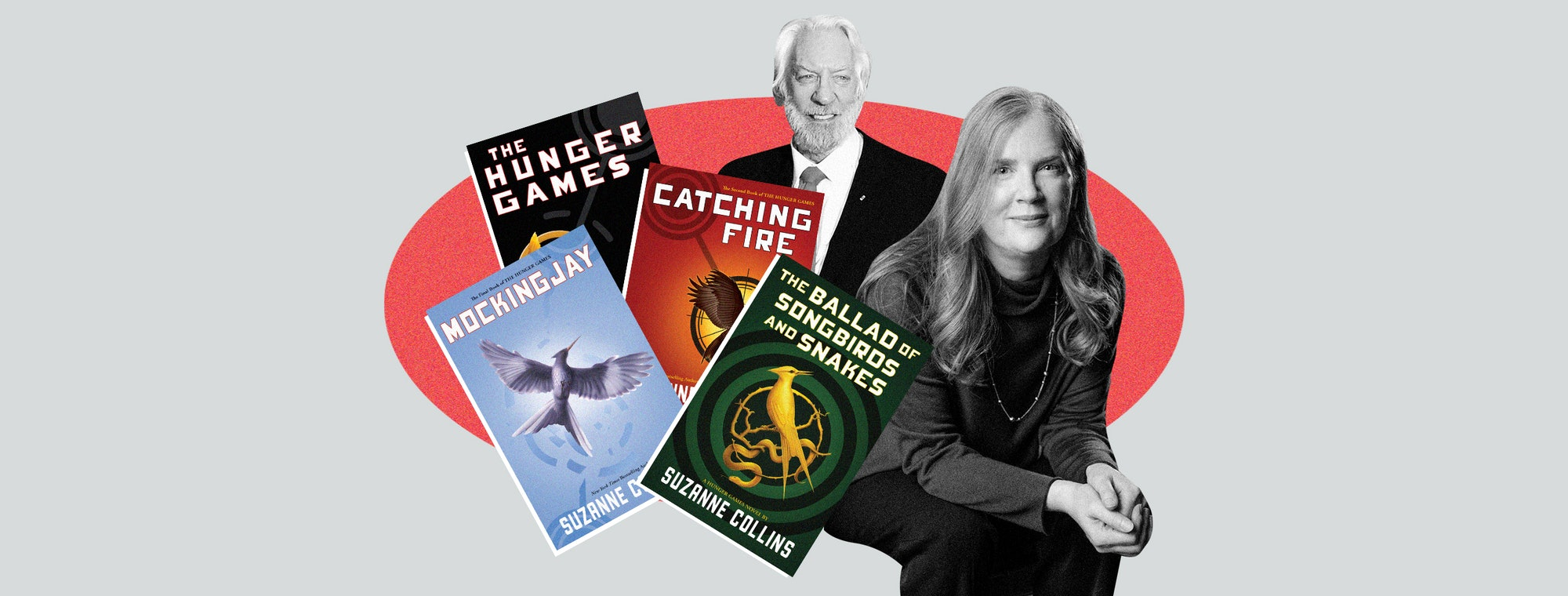 Listen To Suzanne Collins Read An Exclusive Excerpt From The