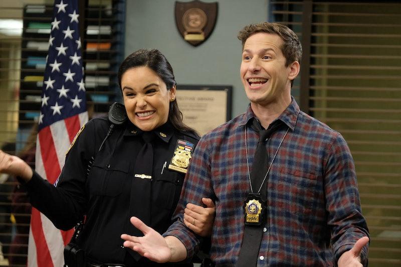 Brooklyn Nine-Nine Season 8 will likely premiere in  spring 2021.