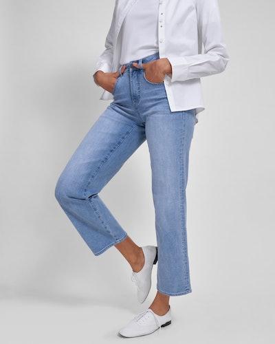 Universal Standard Bae Boyfriend Jeans 30 Inch