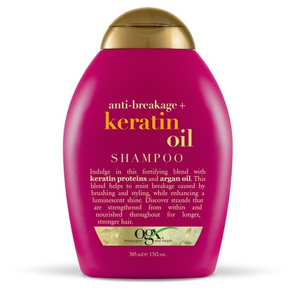 OGX Anti-Breakage + Keratin Oil Shampoo