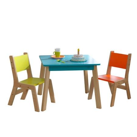 3 Piece Play Table and Chair Set