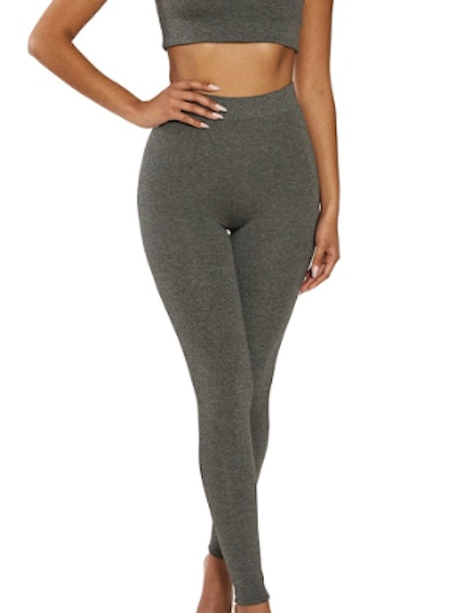 THE NW SLEEVELESS LEGGING SET