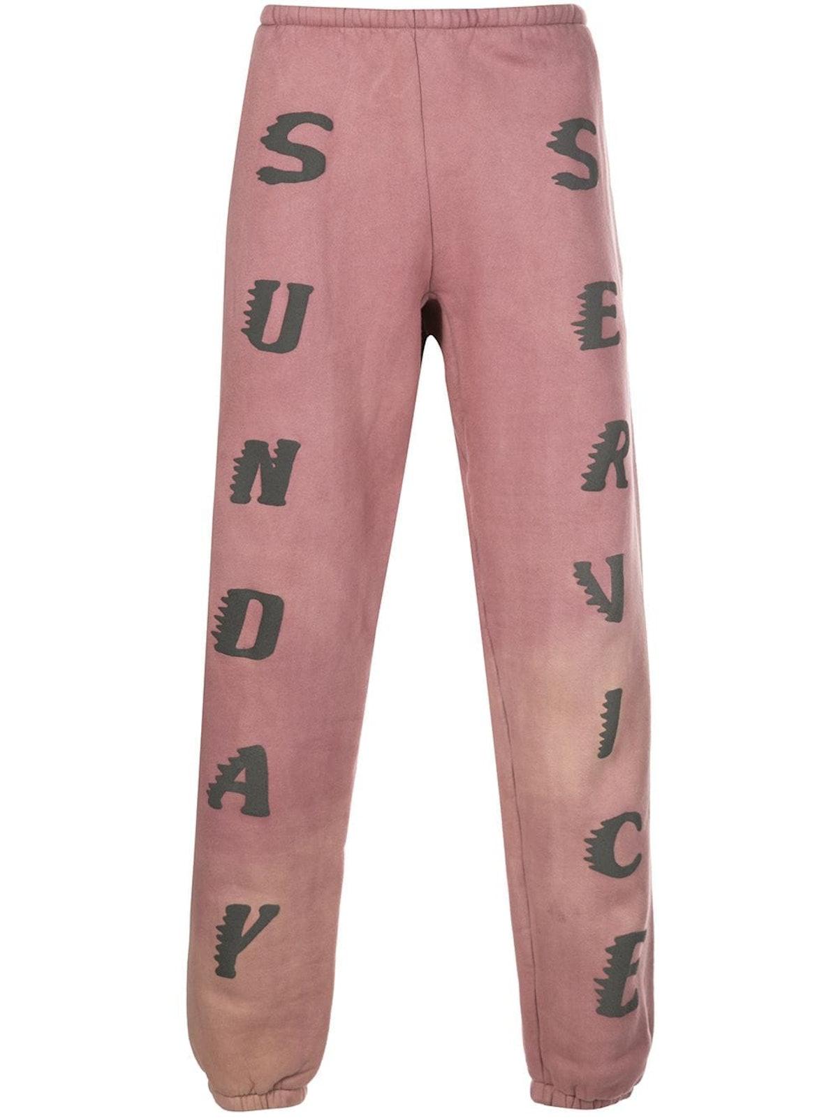 Sunday Service Track Pants
