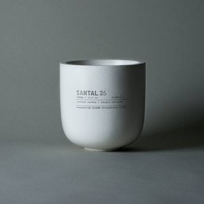 Santal 26 Concrete Candle