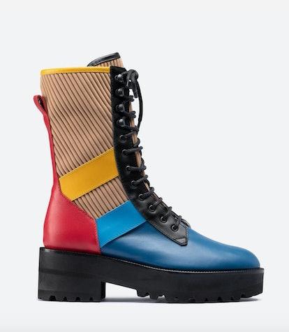 Otti Combat Boots