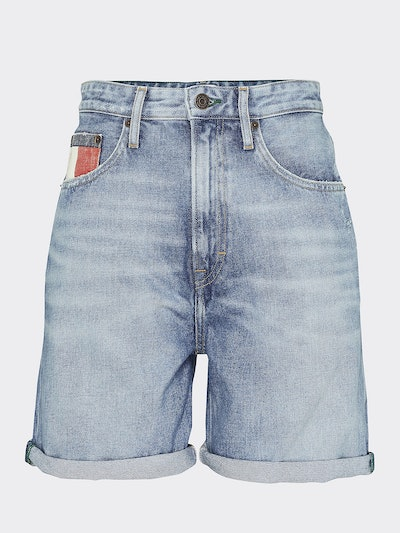 Tommy Jeans 100% Recycled High Rise Jean Short
