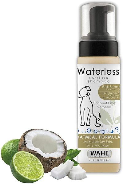 Wahl Coconut, Lime, & Verbena No-Rinse Shampoo