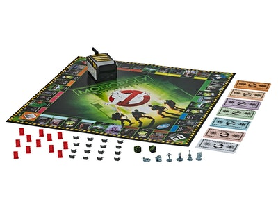 The new Monopoly: 'Ghostbuters' Edition is here to make your family game night spooktacular.