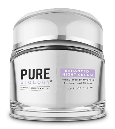 Pure Biology Enhanced Night Cream