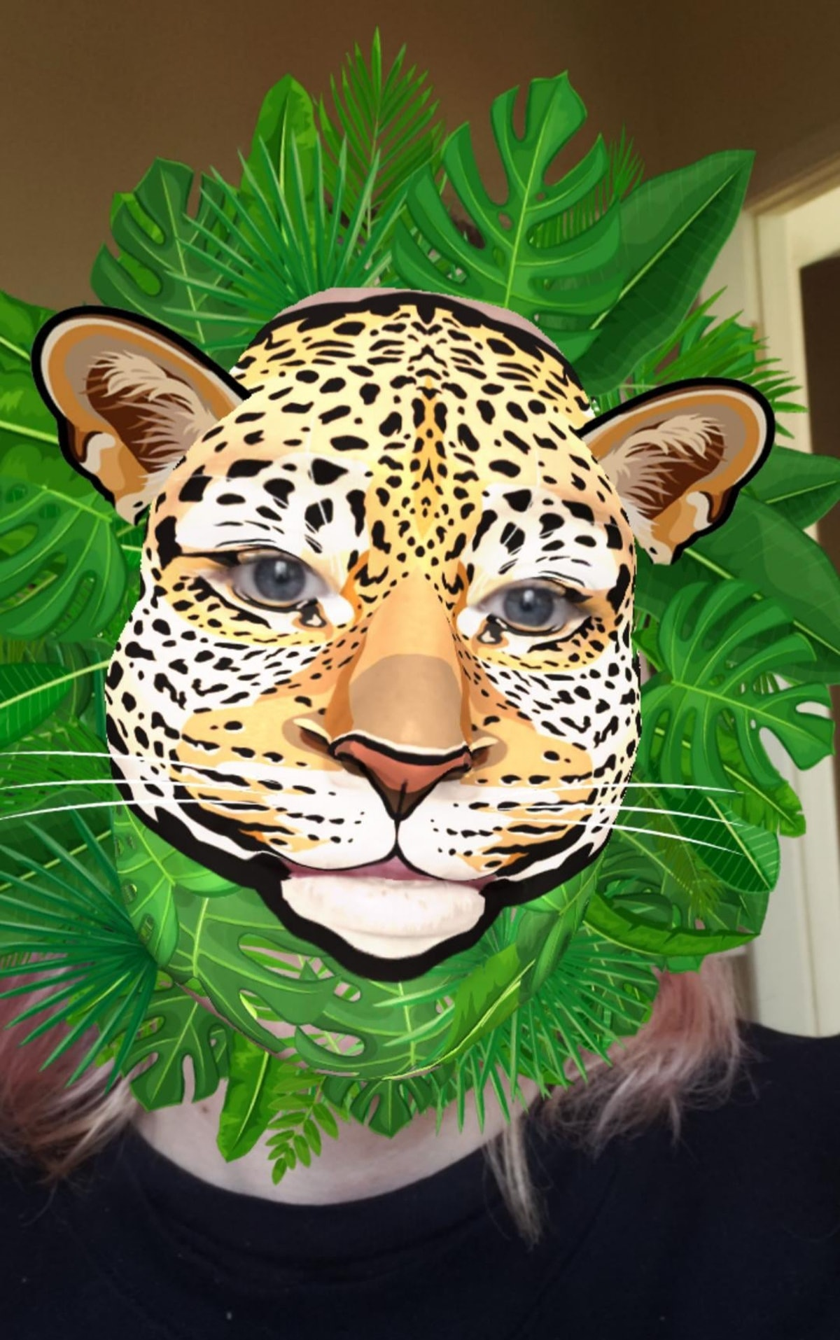 These best animal face filters on Instagram include some exotic animals.