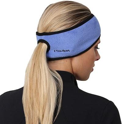 TrailHeads Fleece Ponytail Headband