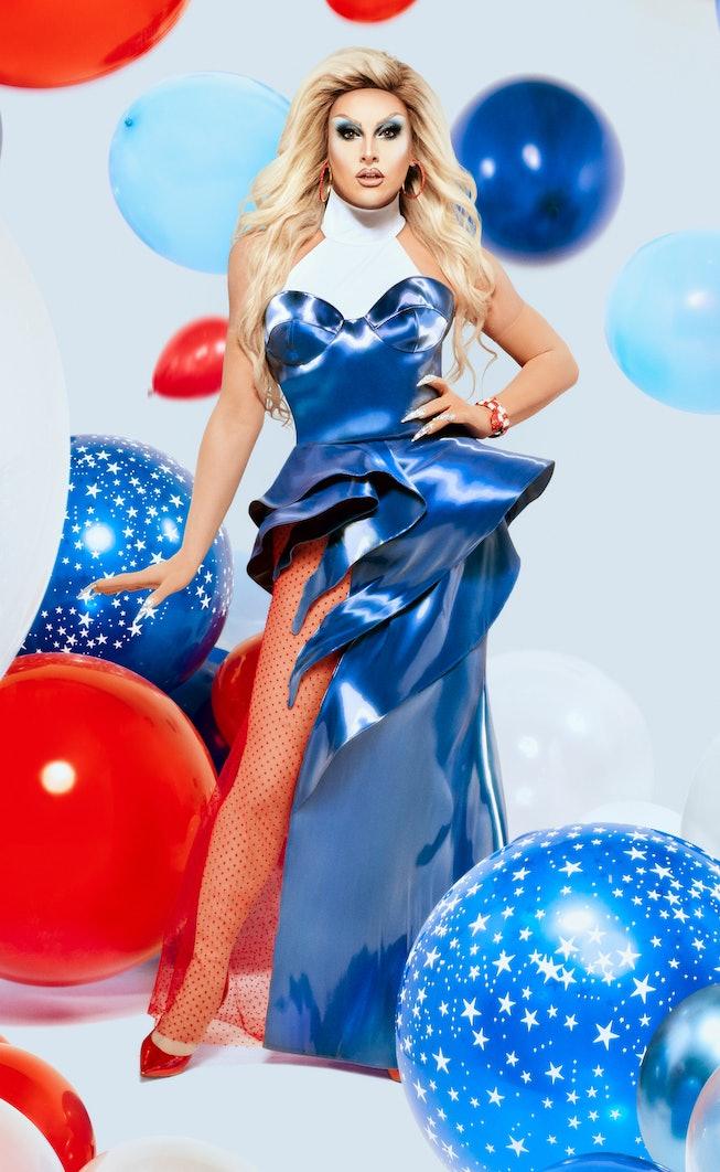 Season 12 contestant Jan from 'RuPaul's Drag Race.'