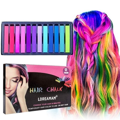 LDREAMAM Temporary Hair Chalk