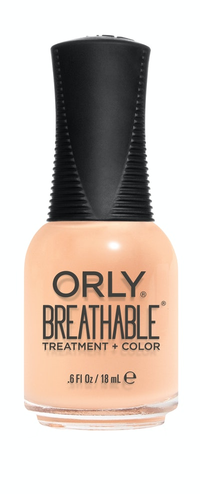 Breathable Treatment + Color in Peaches and Dreams