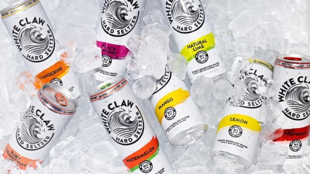 8 White Claw slushie recipes on TikTok that taste like summer.