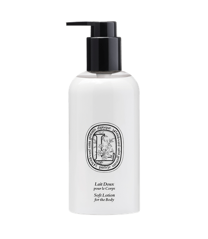 Soft Lotion for the Body from diptyque's new Beauty Shelfie collection.