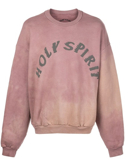 Holy Spirit Crew Neck Sweatshirt