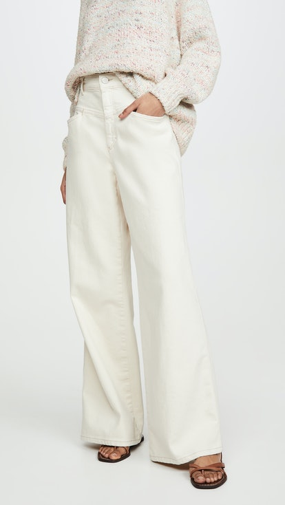 Wide-X Jeans