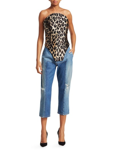 TRE by Natalie Ratabesi The Roma Staight-Leg Jeans