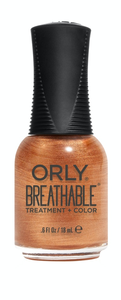 Breathable Treatment + Color in Golden Girl