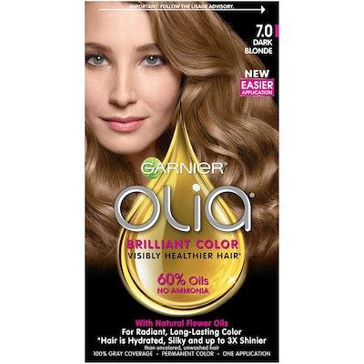 Garnier Olia Ammonia-Free Permanent Hair Color