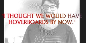 """Bunch app CEO Selcuk Atli: """"I thought we would have hoverboards by now."""""""